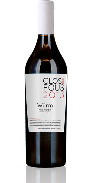 Clos Des Fous, Wurm, Blend