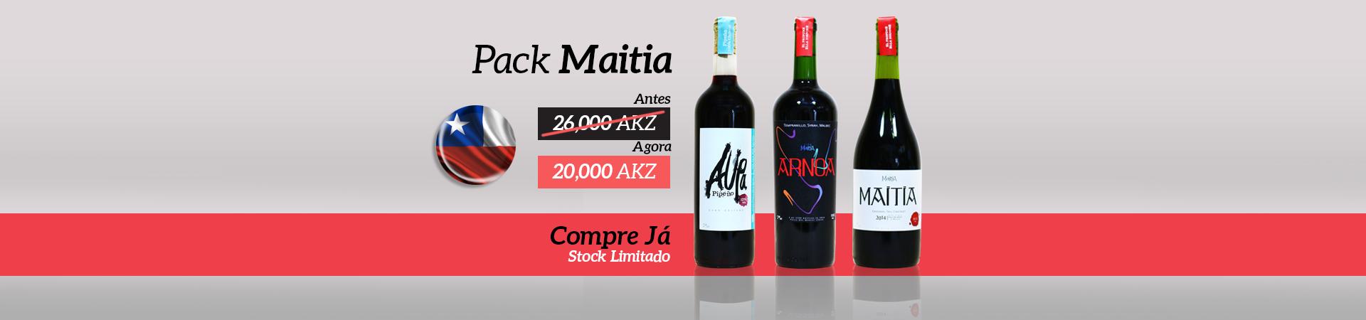 Pack Maitia