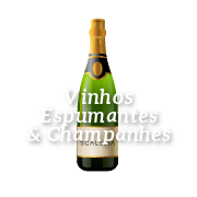 Vinhos Espumantes e Champanhes